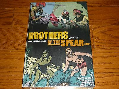 Brothers of the Spear Archives Volume 1 SEALED hardcover, Dark Horse, Dell Comic