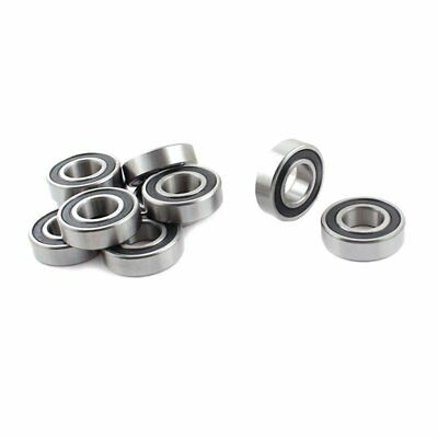 10 x 6004RS Armored Deep Groove Radial Ball Bearings 20mmx42mmx12mm B4L1
