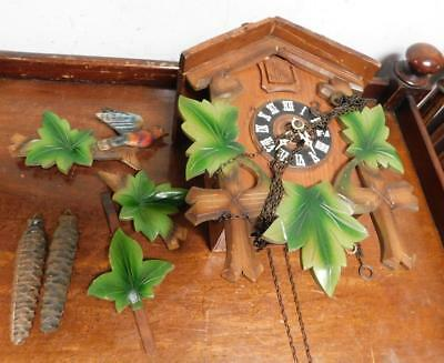 musical cuckoo clock for restore