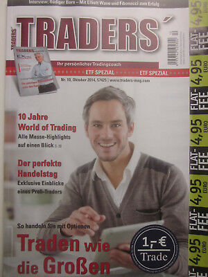 Traders´ Magazin 10 / 2014