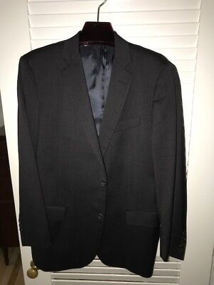 Mint Men's  Brooks Brothers Suit (1818 Fitzgerald Two-Button) Color Grey 43R