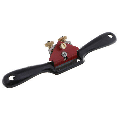 Adjustable Wood Craft Blade Spoke Shave Hand Plane for Woodworking Hand Tool