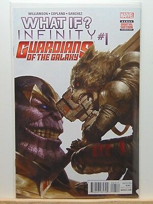 What If Infinity Guardians of the Galaxy #1 Marvel Comics CB3657