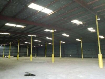 116'x282'x20' Red iron Building for sale