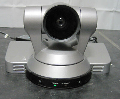 Sony EVI-HD1 HD Color Pan Tilt Zoom PTZ Video Conference Camera w/ OEM Adapter