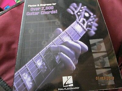 Songbook over 2600 Chords !!!