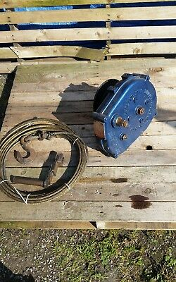 Winch Heavy Duty