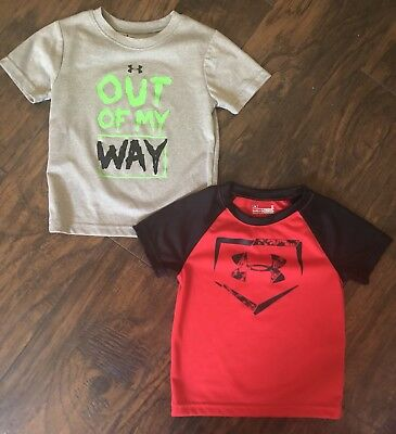 Under Armour 2t Toddler Boys
