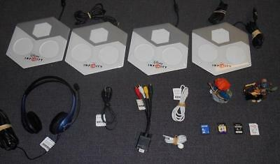 Lot of 15 Disney Infinity & Phone/Computer Accessories *USED*