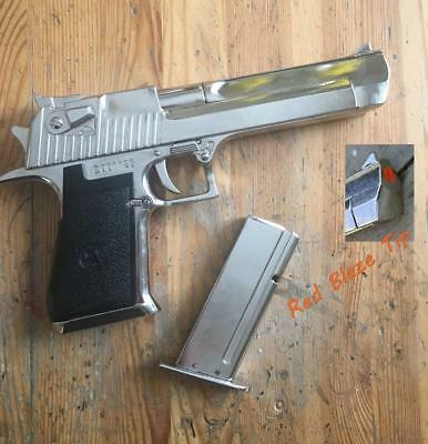 Denix Replica Desert Eagle Chrome, Brand New! Non-Firing Replica