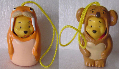 2 Fremdfiguren Disney Winnie the Pooh Large Animal Wear 3 von Tomy