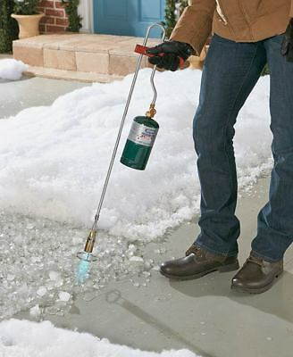 The Lakeside Collection Propane De-Icer Torch -