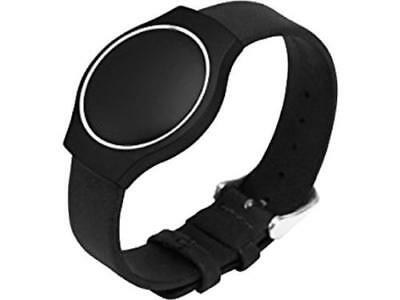 NEW Misfit - Leather Band for Misfit Shine Devices – Black SB0E0 Free Shipping