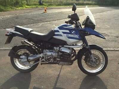 BMW R1150GS (non ABS) 31k Year 2002