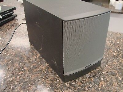 Bose Companion 3 Series II Subwoofer ONLY for Multimedia Speaker System