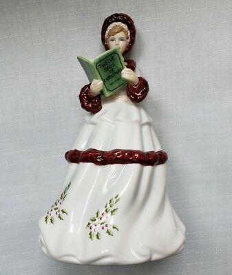 Royal Doulton The Twelve Days Of Christmas Second Day Figurine Pre-Owned