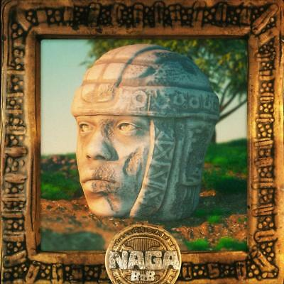 B.o.B NAGA 2018 (Mixtape) CD Album Rap PA Trap Hip Hop