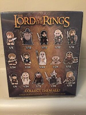 Funko Mystery Minis Lord of the Rings HOT TOPIC Exclusive Unopened Sealed Box