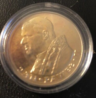 Poland 1000 Zlotych, 1983, Visit of Pope John Paul II Silver