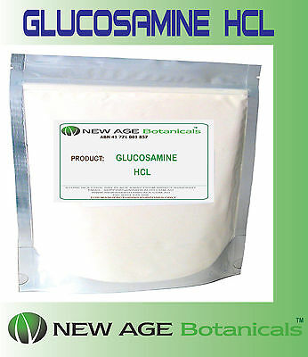 Glucosamine HCL 1KG (Pure Pharmaceutical Grade - USP)