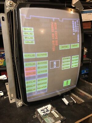 Mortal Kombat 2 Arcade Boards, Cpu Bad Rom, Sound Board 100% Working
