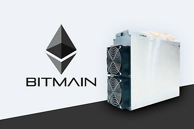 Bitmain Antminer E3 Ethereum Miner 190 MH/s ** In Stock * Expedited Shipping **