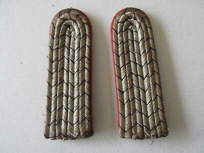 WWI German Officer's Shoulder  Boards Matching Pair