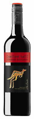 Yellow Tail Cabernet Sauvignon Red Wine NV (12x750ml) Fast & Free Shipping!