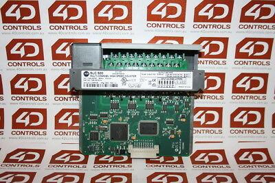 Allen-Bradley 1746-HSCE2 SLC 500 Counter - Used - Series A