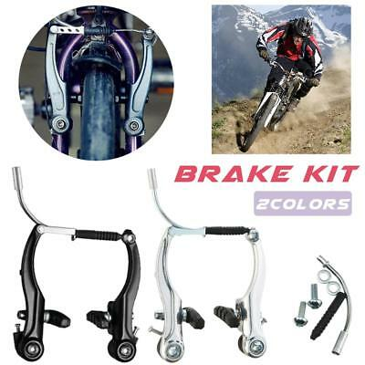 MTB V Brake Full Set Front/Rear Mountain Bicycle Cycling Aluminum Alloy 110mm