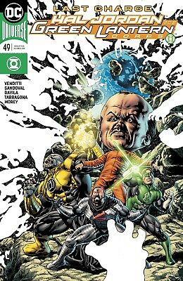 Hal Jordan And The Green Lantern Corps  - Dc Universe -  Release Date - 25/07/18