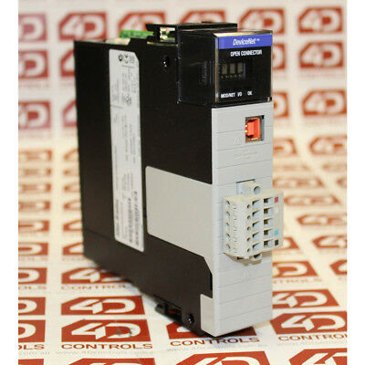 Allen Bradley 1756-DNB Bridge/Scanner Module - Used - Series C
