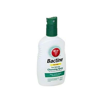Bactine Pain Relieving Cleansing Spray, 5 Oz (2 Packs)