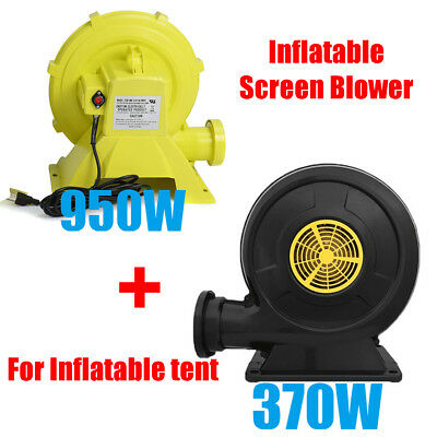 2Pcs/set 110V Blowers for Inflatable Spray Booth Custom Tent Car Paint Booth