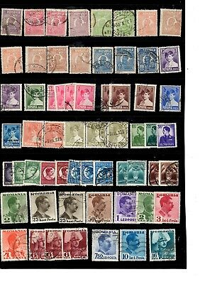 Romania collection - old issues - (3)