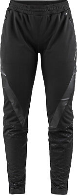 Craft Damen 1906496-9990 Funktionshose Sporthose Sharp Pants W Black - M