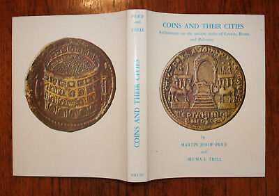 Coins And Their Cities – Martin Price & Bluma Trell