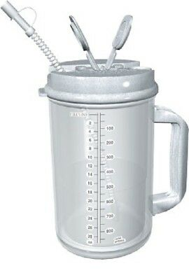 Whirley-DrinkWorks! Thermo Mug 32 oz. Clear / Granite Case of 50 *SHIPS FREE!*