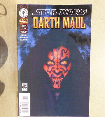 Star Wars - Darth Maul 1 of 4 - Darkhorse Comics