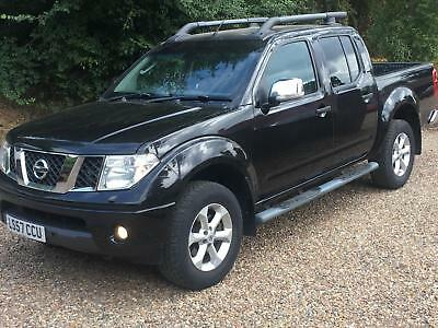 Nissan Navara 2.5dCi Outlaw DOUBLE CAB,FULL TOP END REBUILD INC TIMING CHAINS