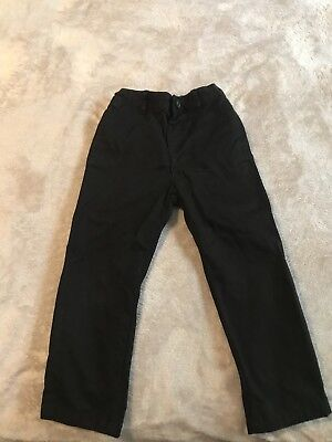 Boys 4T Black Dress Pants From Childrens Place