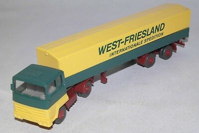 """eh8519 Wiking 1:87 530 FORD Transcontinental SZ /""""West-Friesland/"""" OVP"""