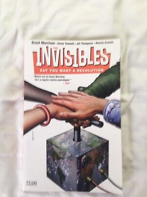 The Invisibles vol 1 Say You Want a Revolution