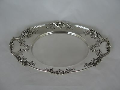 Reed & Barton Sterling Silver Francis I 570A Unusual Tray