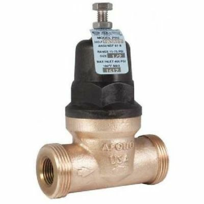 NEW Apollo 36ELF10301T Water Pressure Reducing Valve, 1/2 In. Free Shipping!!