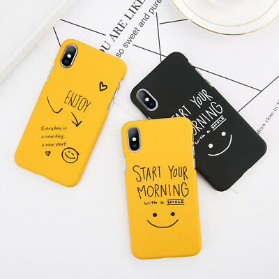 Ultra-thin Slim Hard Case Pattern Phone Cover for Apple iPhone X 8 6s 7 Plus