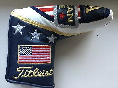 New Scotty Cameron Ryder Cup 2014 Team USA American Made Headcover