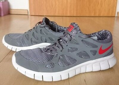 newest d009f e4a45 Nike Free Run 2 5.0 Running Trainer Bowerman Grey Camouflage Zoom Air Max  42/8