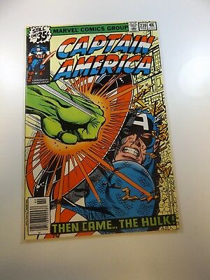 Captain America #230 VF- condition Free shipping on orders over $100.00!