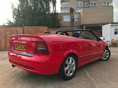 Vauxhall/Opel Astra 2.2i 16v CONVERTIBLE ***VERY GOOD CONDITION**